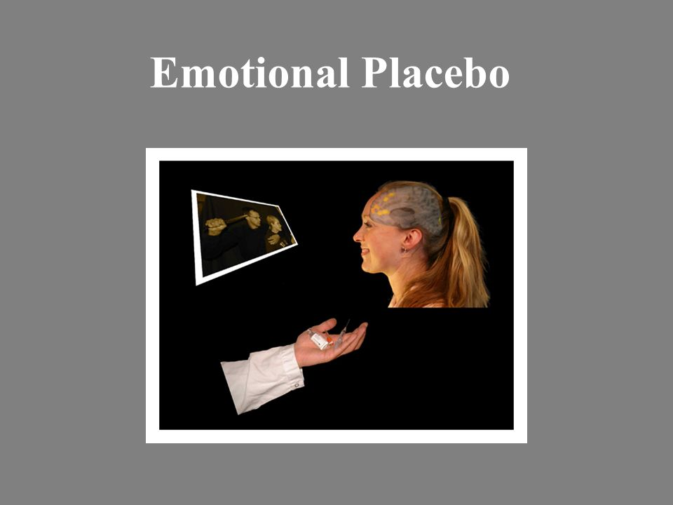 Emotional Placebo