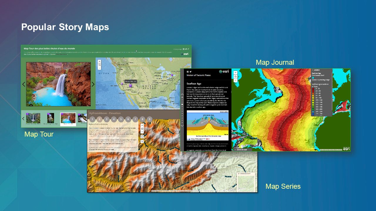 Getting The Most Out Of Arcgis Web Application Templates Ppt Download