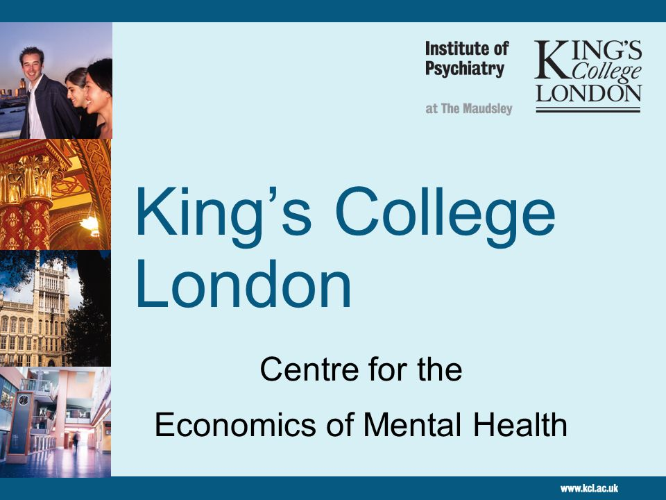 Centre for the Economics of Mental Health