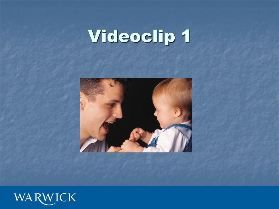 Videoclip 1 .