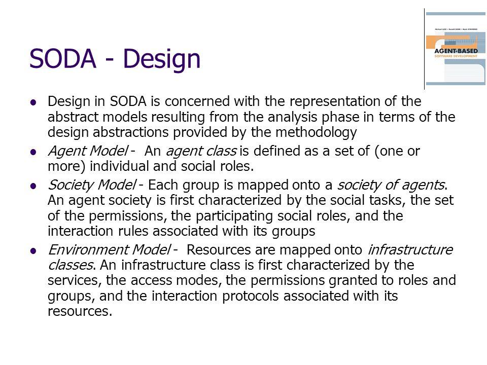 SODA - Design