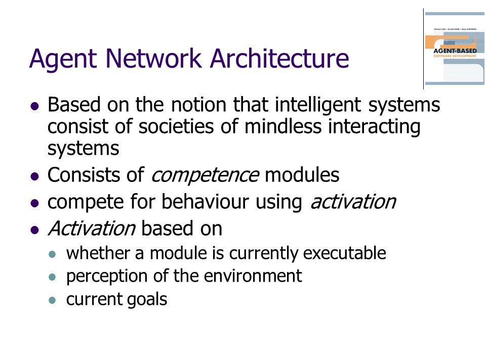 Agent Network Architecture