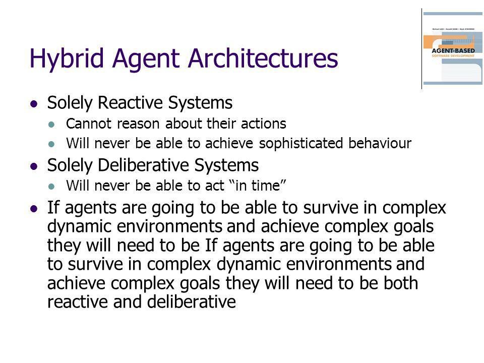 Hybrid Agent Architectures