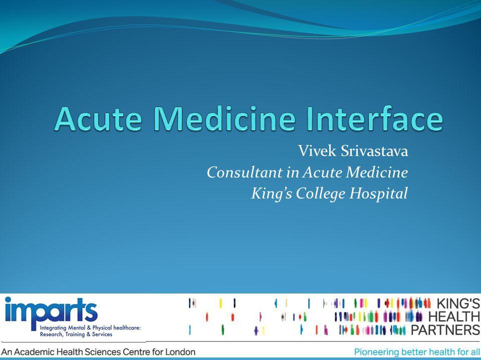 Acute Medicine Interface
