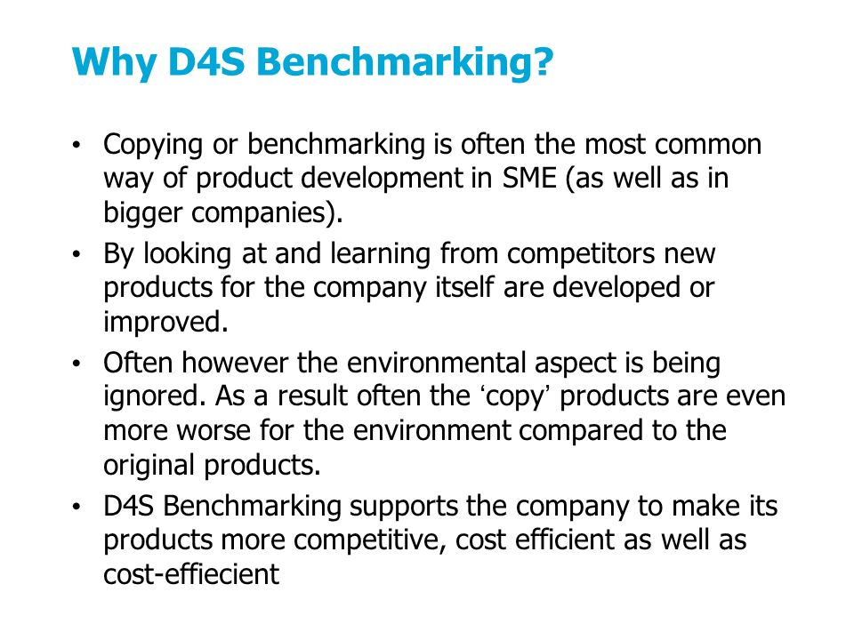 Spin benchmarking the product planning phase contains all for It product development companies