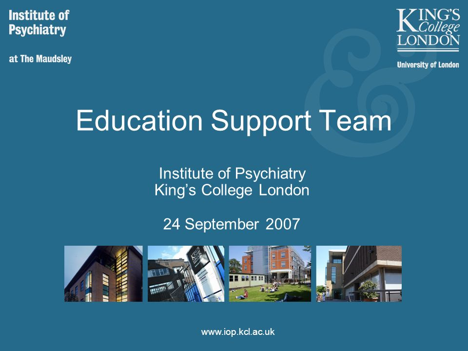 Education Support Team
