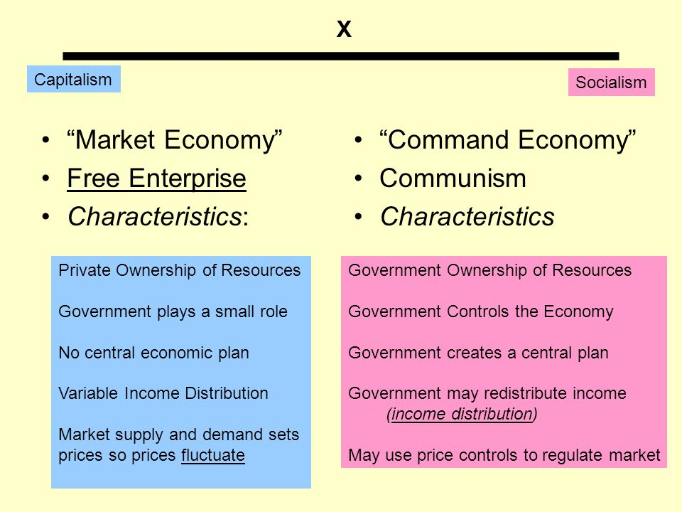characteristics of market economy Characteristics of species and types of bonds and their role in the economy  characteristics of financial market.
