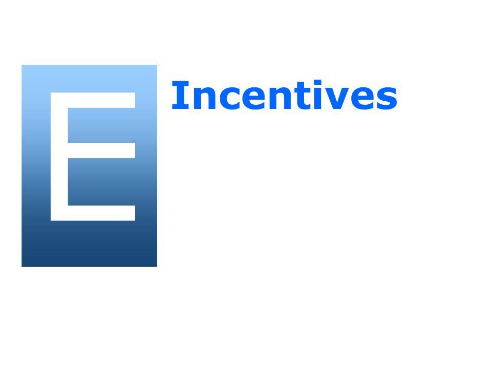 E Incentives 48