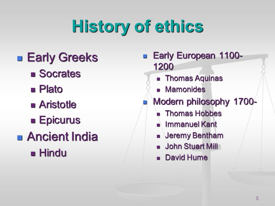 History of ethics Early Greeks Ancient India Socrates Plato Aristotle
