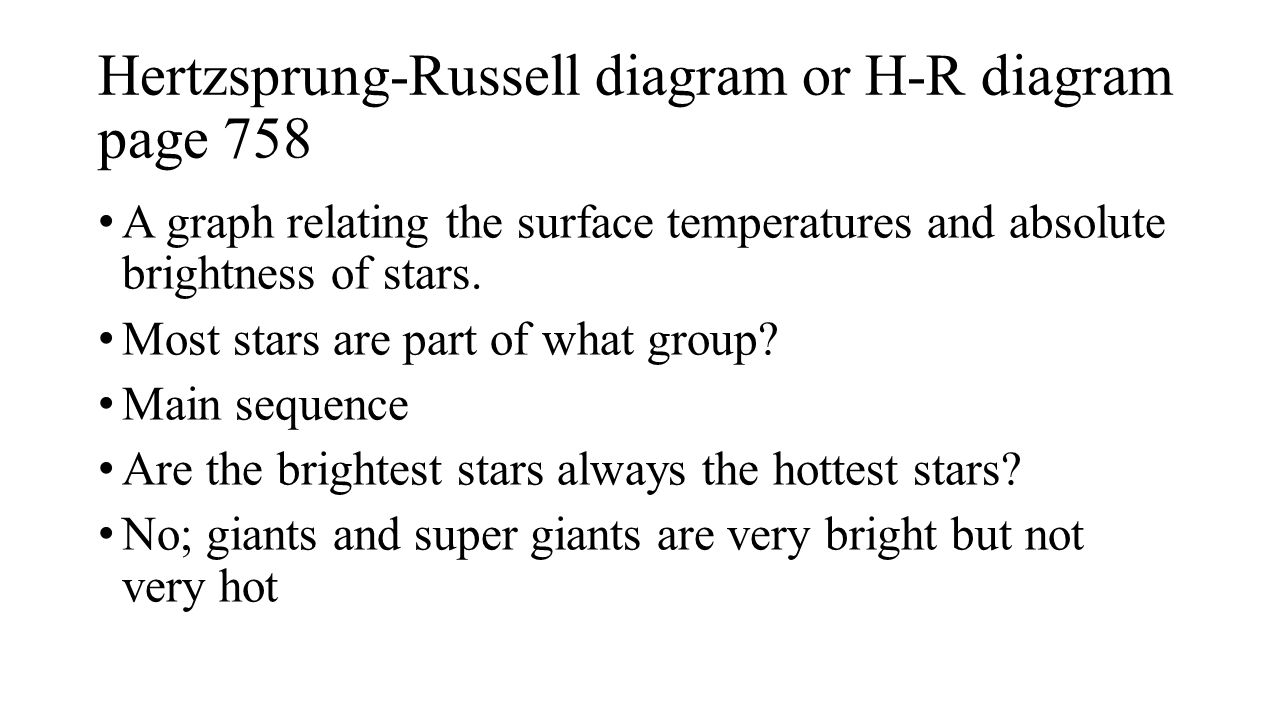 Stars ppt download 14 hertzsprung russell diagram pooptronica