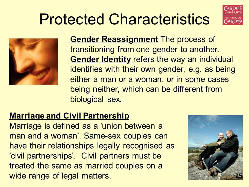 Protected Characteristics