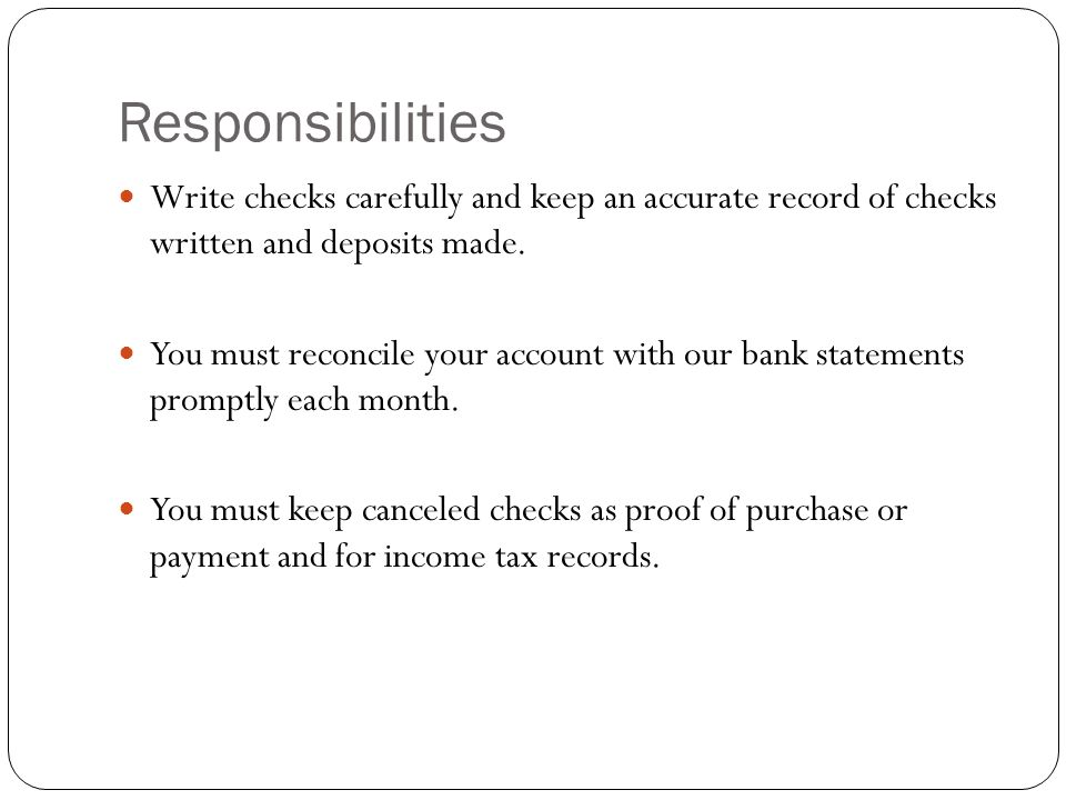 What to Do If Someone Writes a Check Against a Closed Bank Account