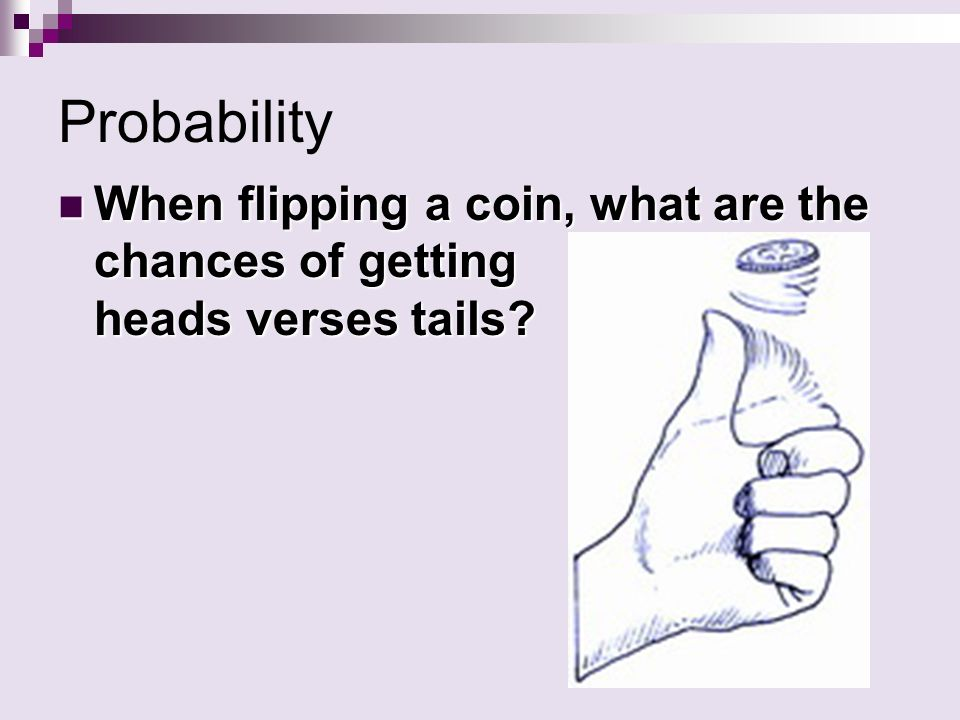 If you flip a coin 5 times what is the probability of