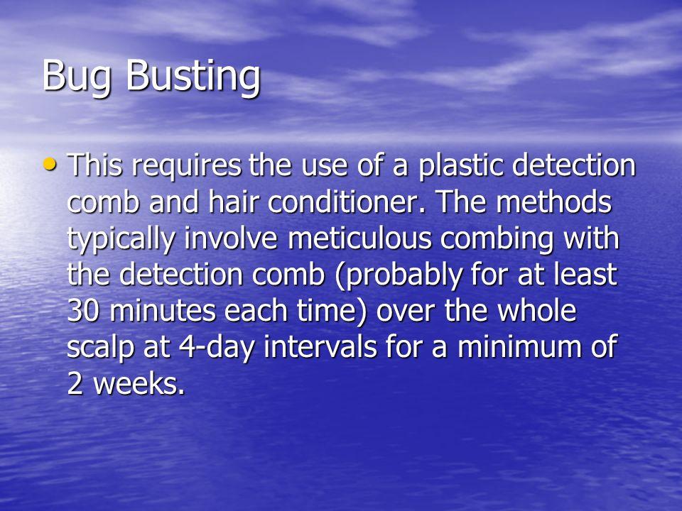 Bug Busting