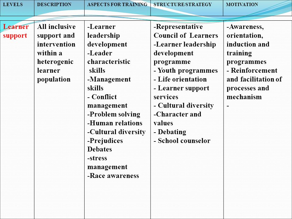 Leadership skills in multicultural groups