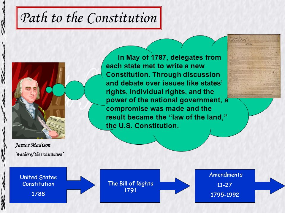 the issues with the united states constitution Notes, cases, questions, and materials concerning the rights of states under the united states constitution.