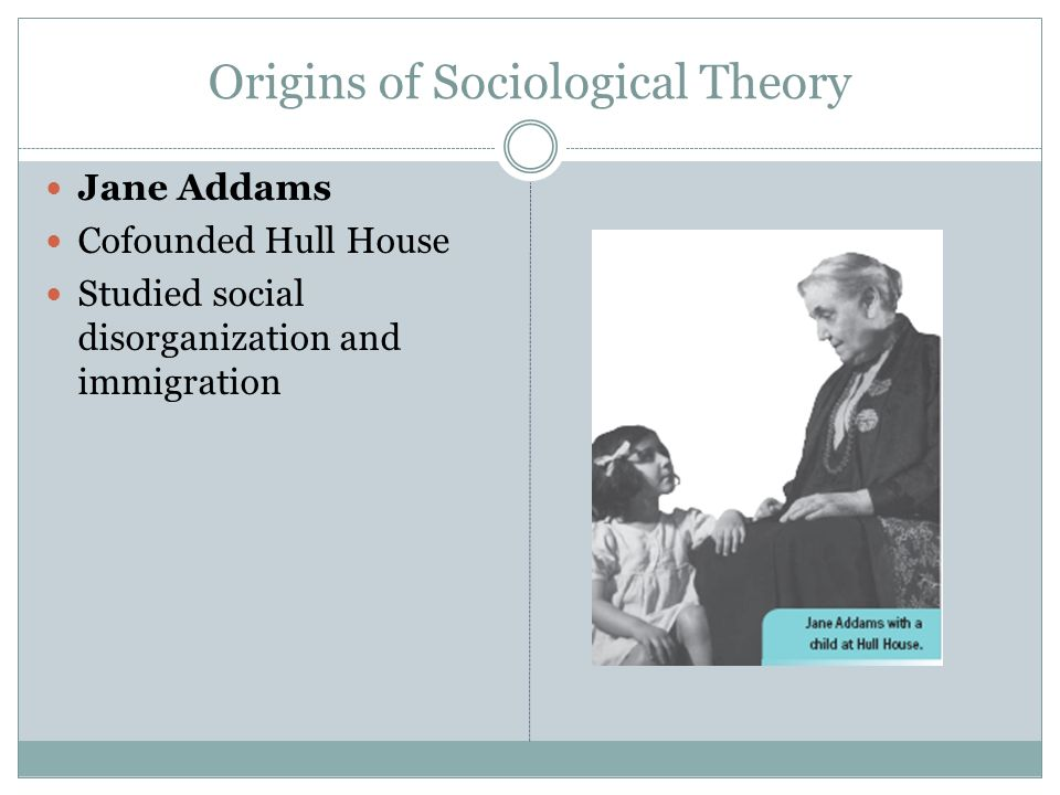 sociology and durkheim social disorganization Subcultural theories of deviance research paper starter  subcultural theories of deviance  social disorganization theories came out of the chicago.