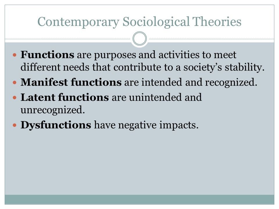 sociology functions What is function sociological definition of function example, sample sentence,  & pronunciation of function free online sociology dictionary & oer.