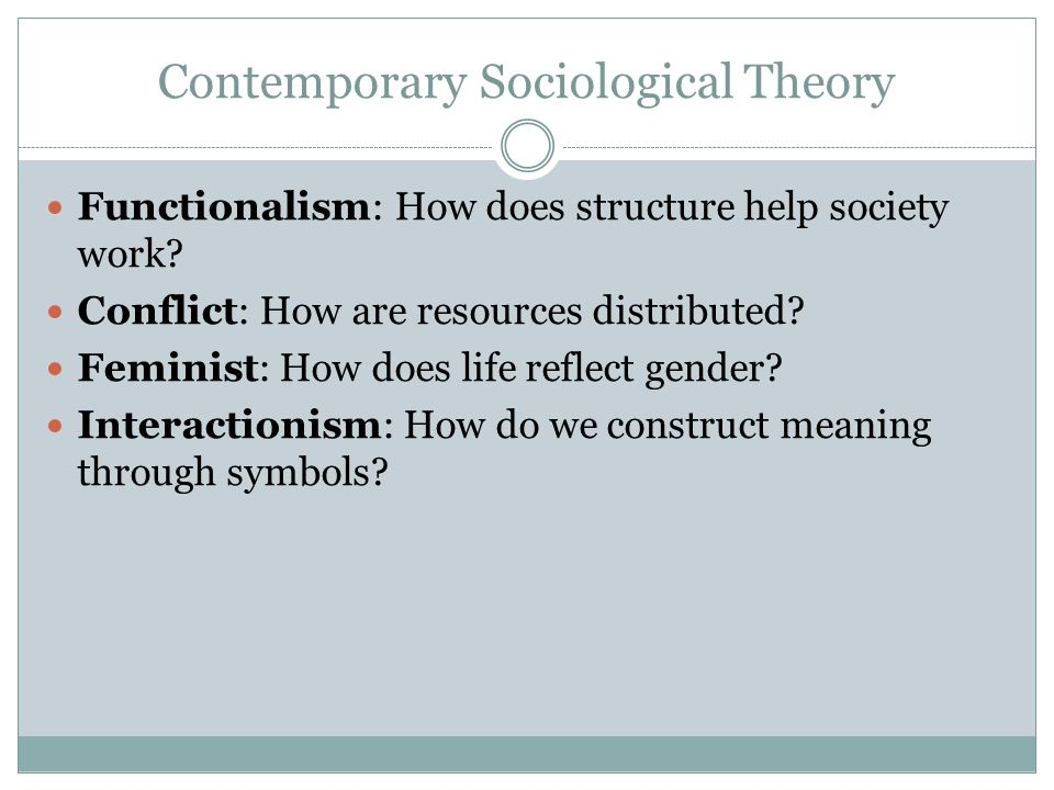 An analysis of different definitions of feminism and gender as a social construct