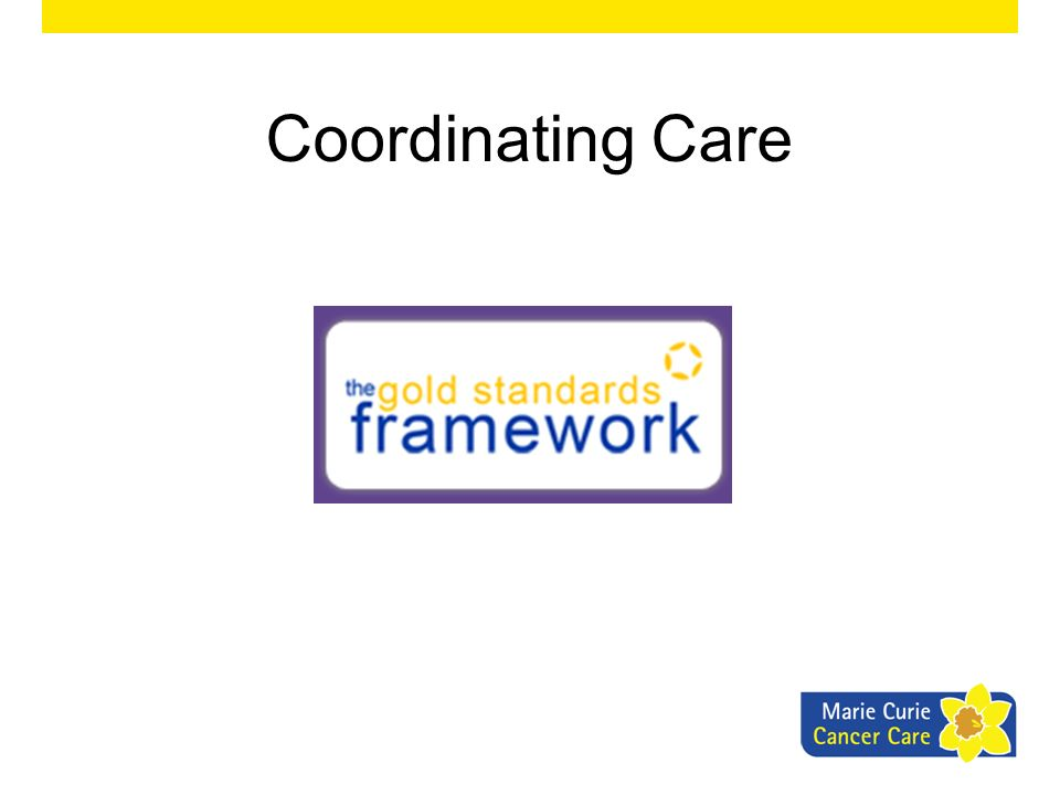 Coordinating Care
