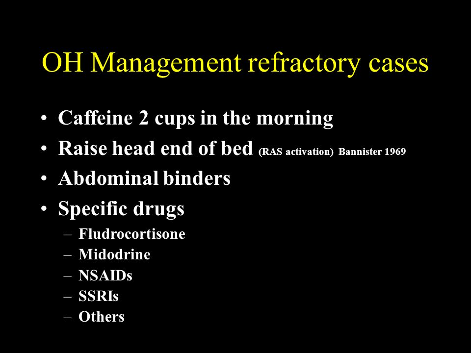 OH Management refractory cases