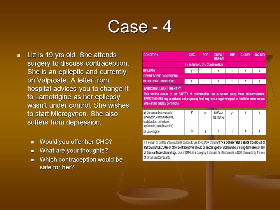 Case - 4