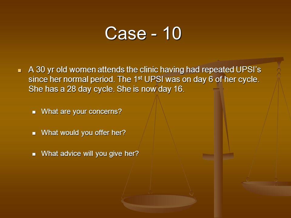 Case - 10