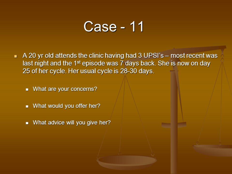 Case - 11