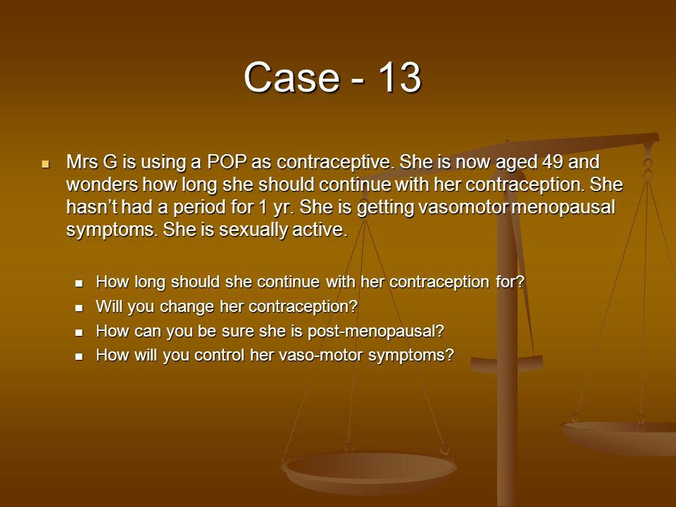 Case - 13
