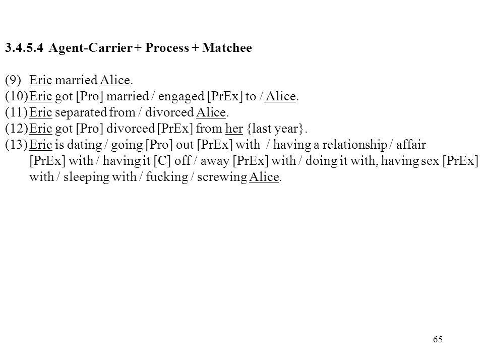 3.4.5.4 Agent-Carrier + Process + Matchee