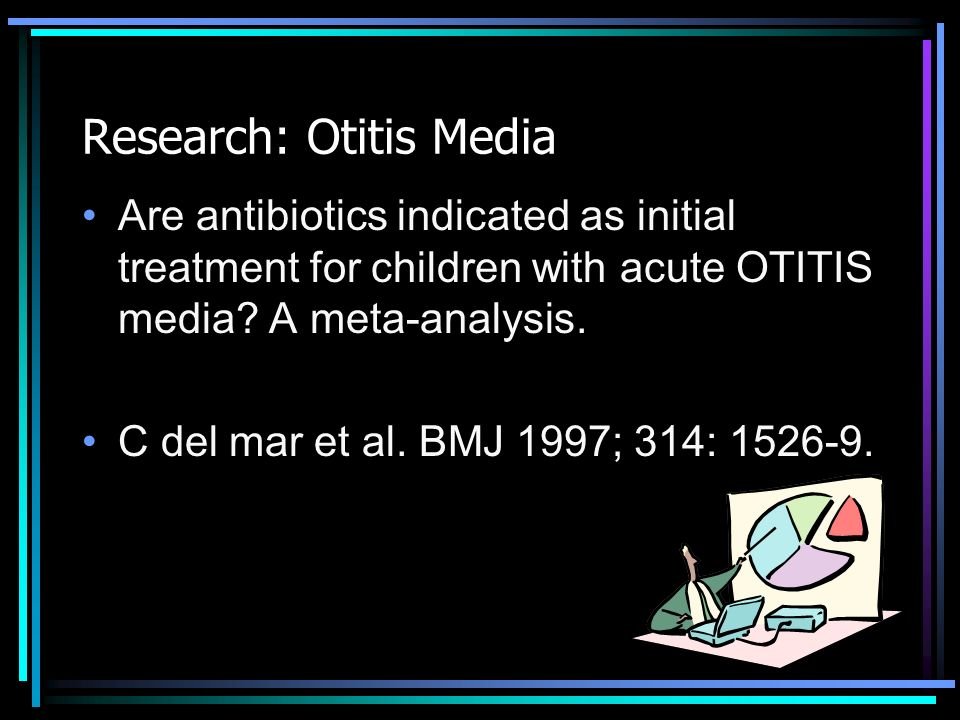 Research: Otitis Media