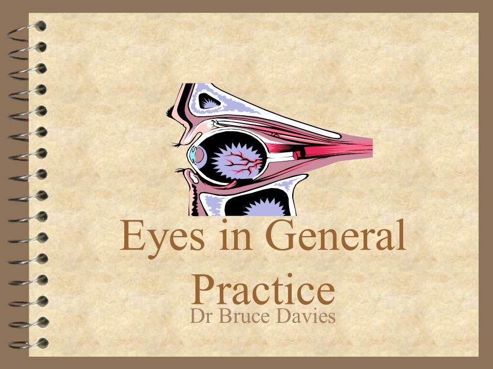 Eyes in General Practice