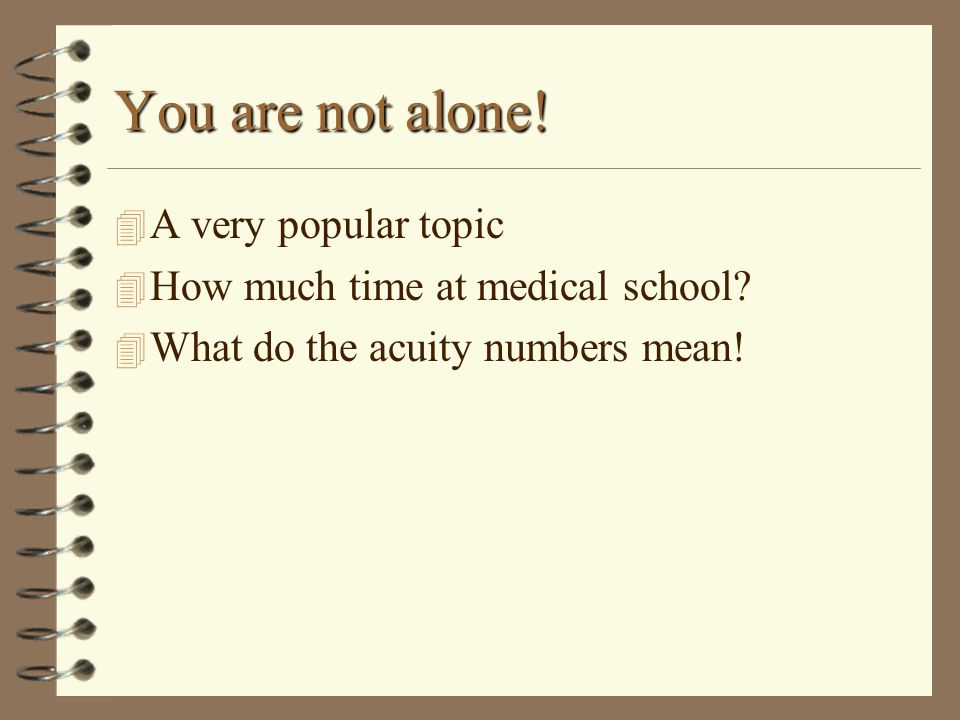 You are not alone! A very popular topic