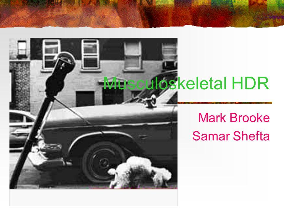 Mark Brooke Samar Shefta