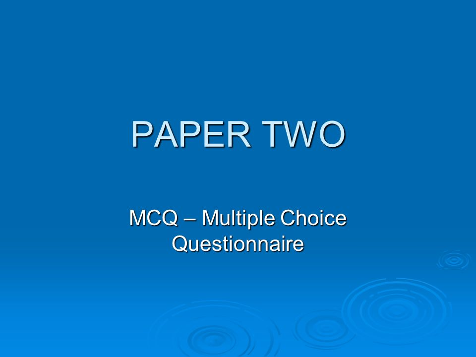 some sql multiple choice revision Multiple choice question papers are not used, although it is possible that some short-answer questions will use a multiple choice format, where you have to choose the correct response from a number of given alternatives.