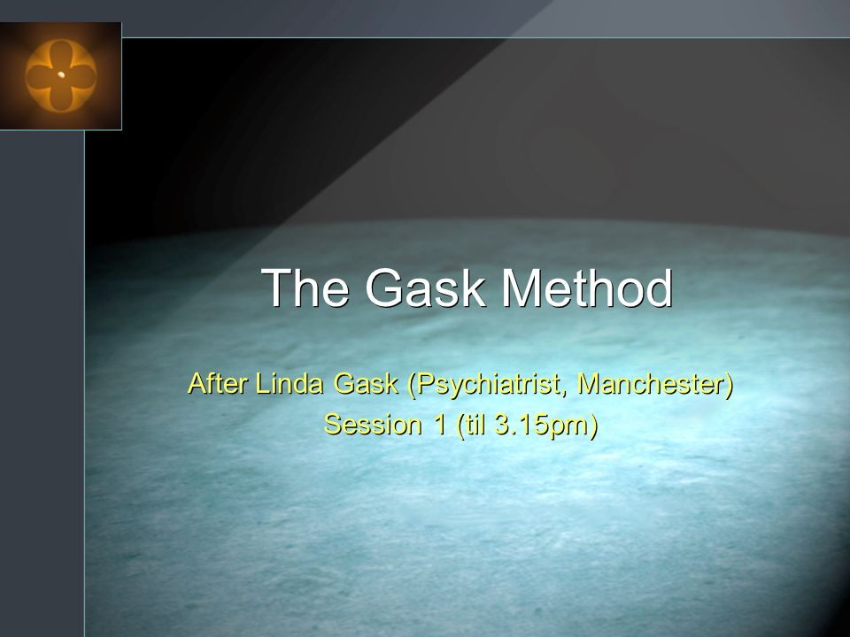 After Linda Gask (Psychiatrist, Manchester) Session 1 (til 3.15pm)