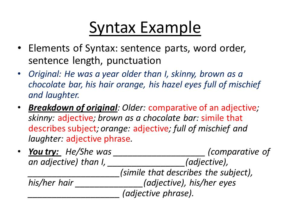 the pragmatic aspect of syntax the You use pragmatics on an everyday basis, but do you know how watch this  video lesson to not  this lesson will look at one aspect of those rules:  pragmatics.