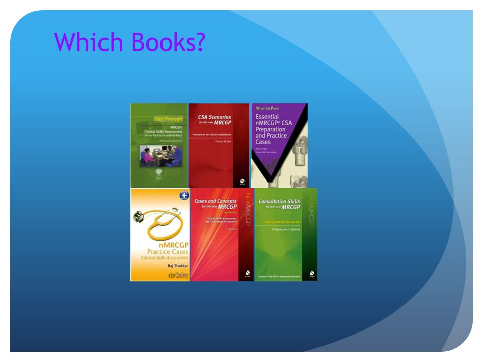 Which Books