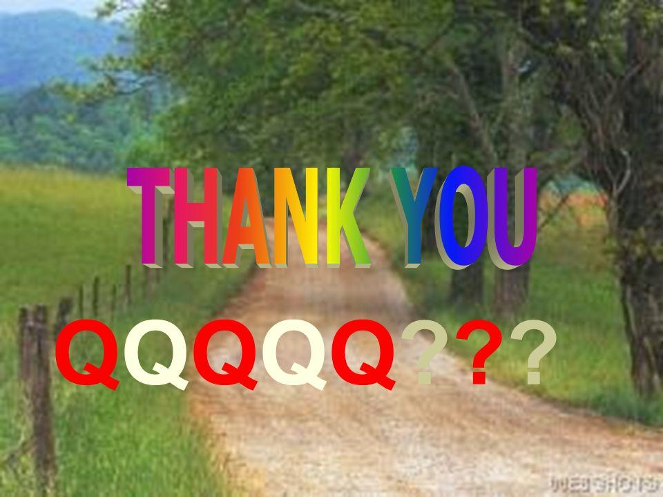 THANK YOU QQQQQ