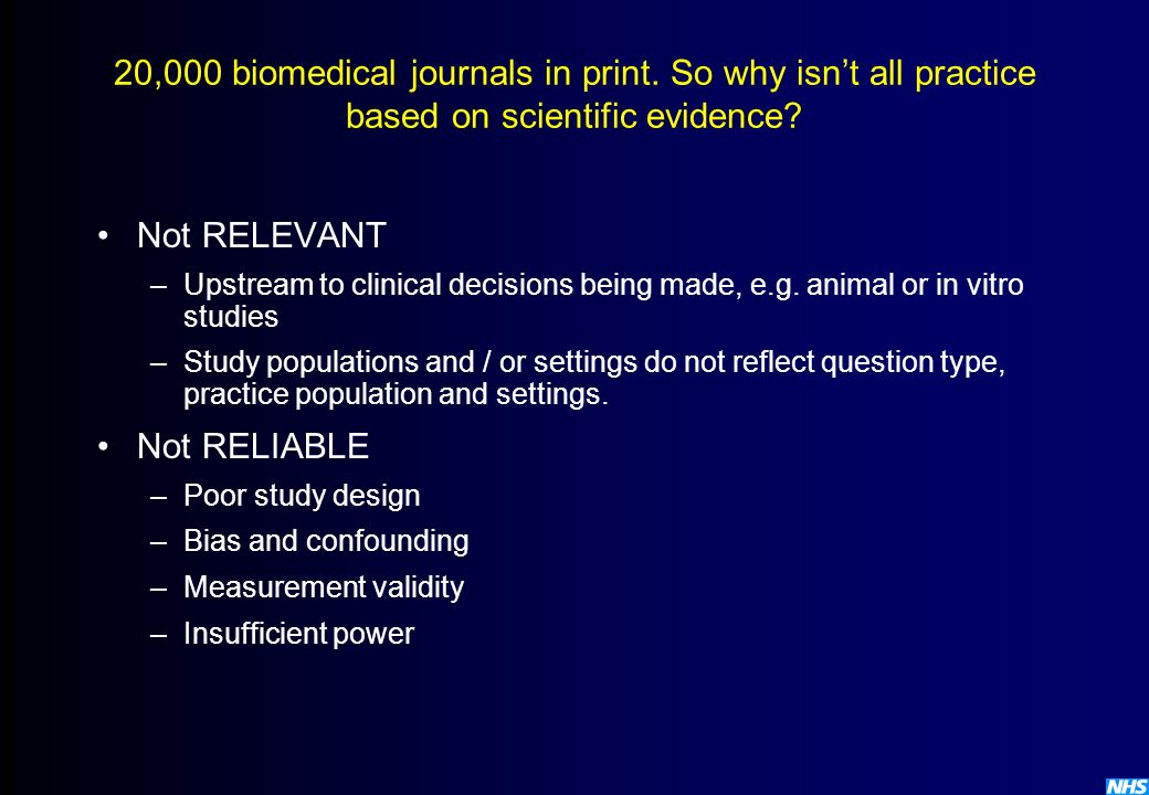 20,000 biomedical journals in print