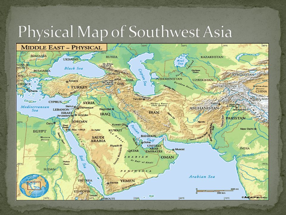 Geography and Environmental Issues of the Middle East ppt video online down