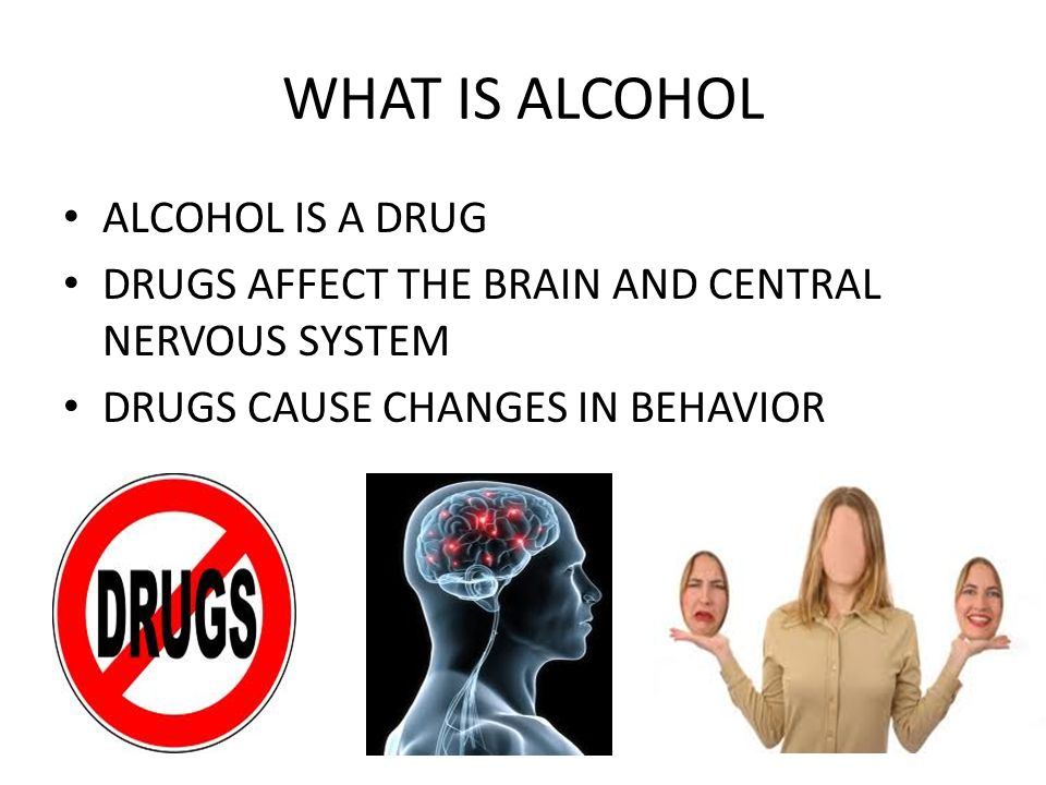 drugs and how it effected my A drug is a chemical that is not food and that affects your body  the senses -  sight, hearing, taste, touch and smell - may be affected, giving a.