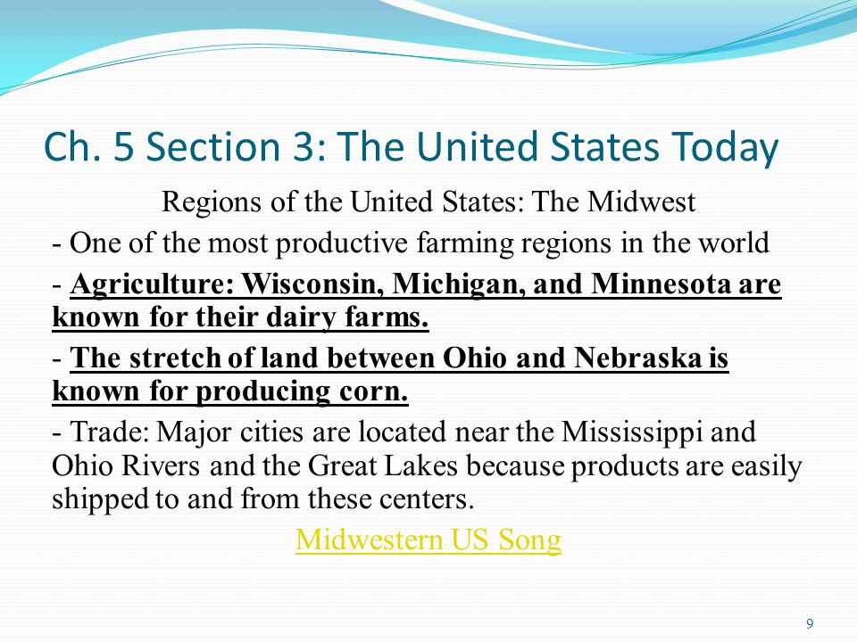 united states is leading the world in agriculture industry That's why growth in the agriculture sector has been found, on average, to be at  least twice  across the world and led to destabilizing riots in over 30 countries.
