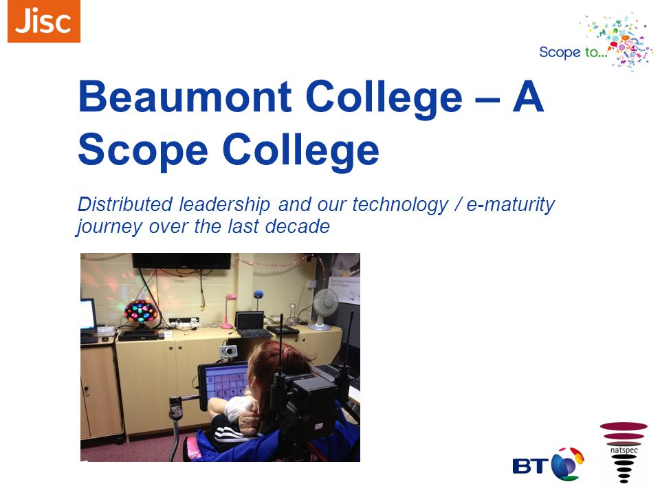 Beaumont College – A Scope College