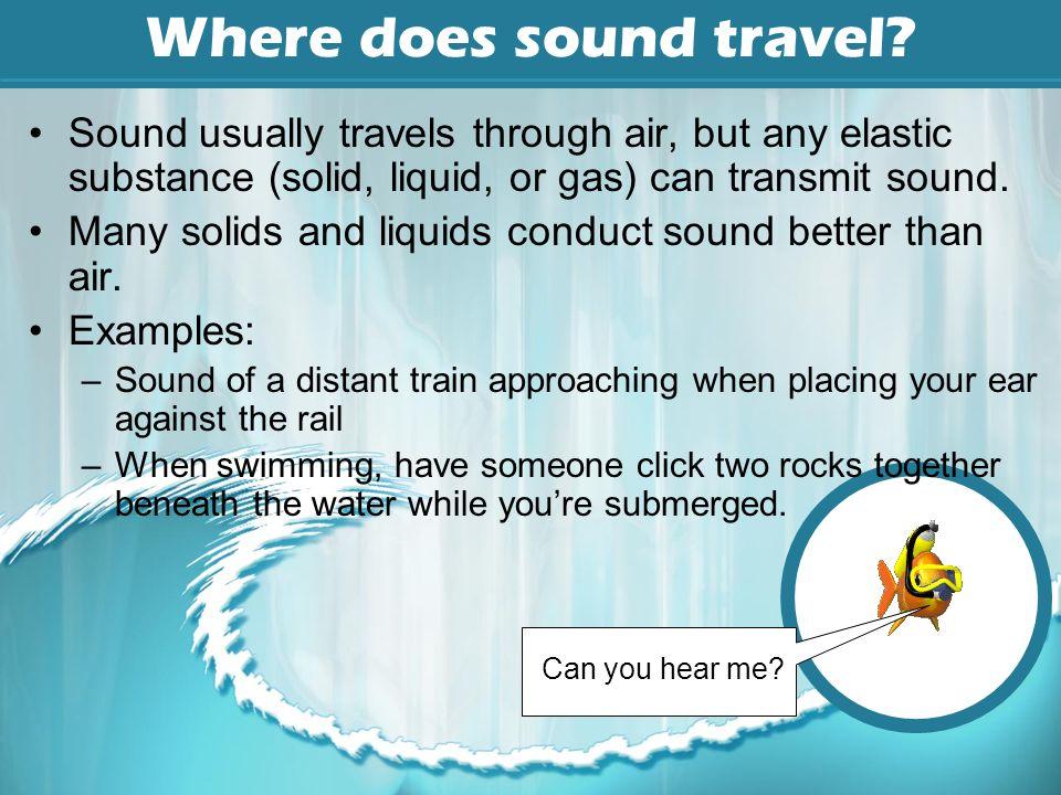 How Does Lightning Travel Through Air