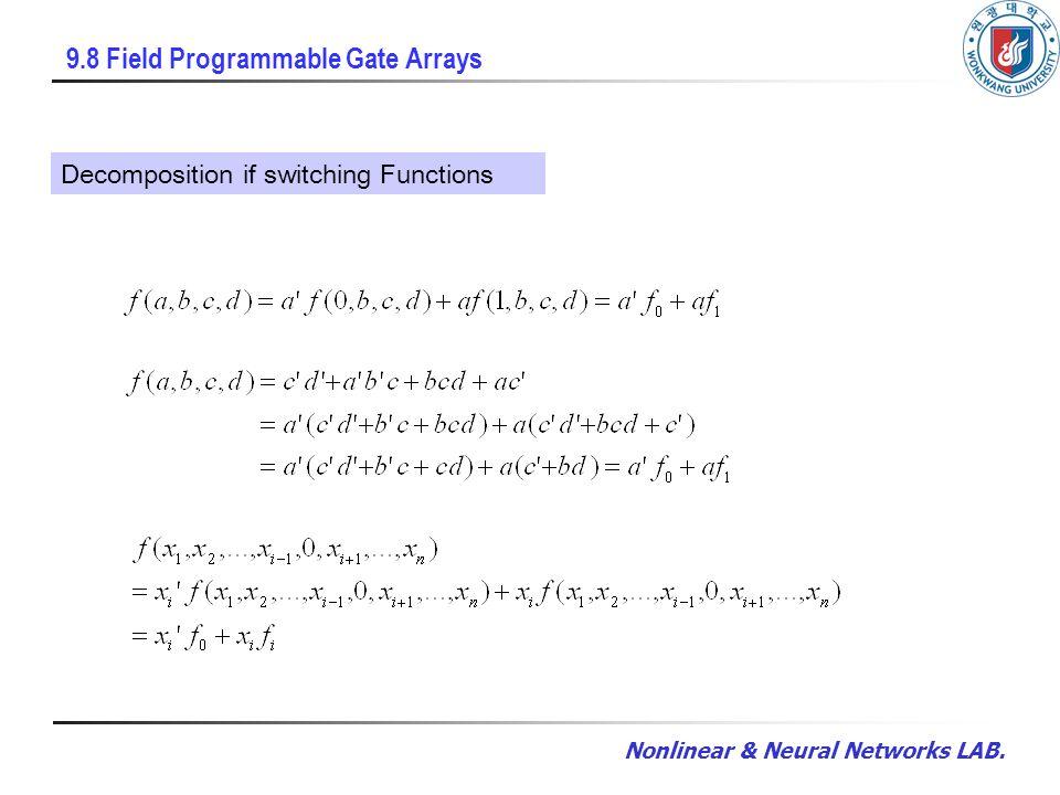 field programmable logic array pdf