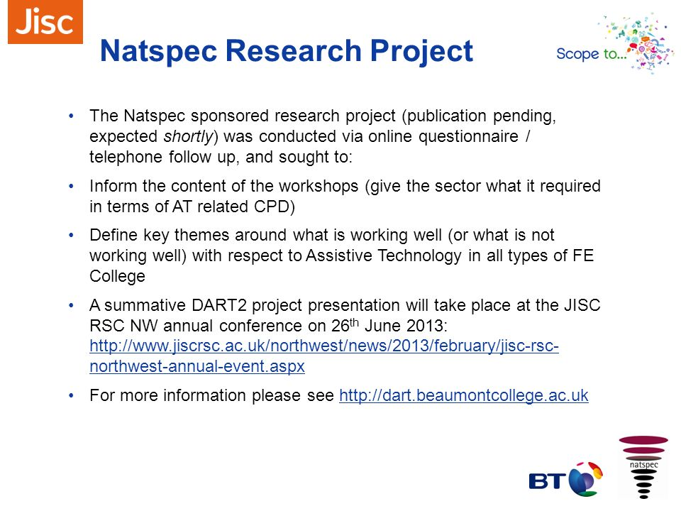 Natspec Research Project