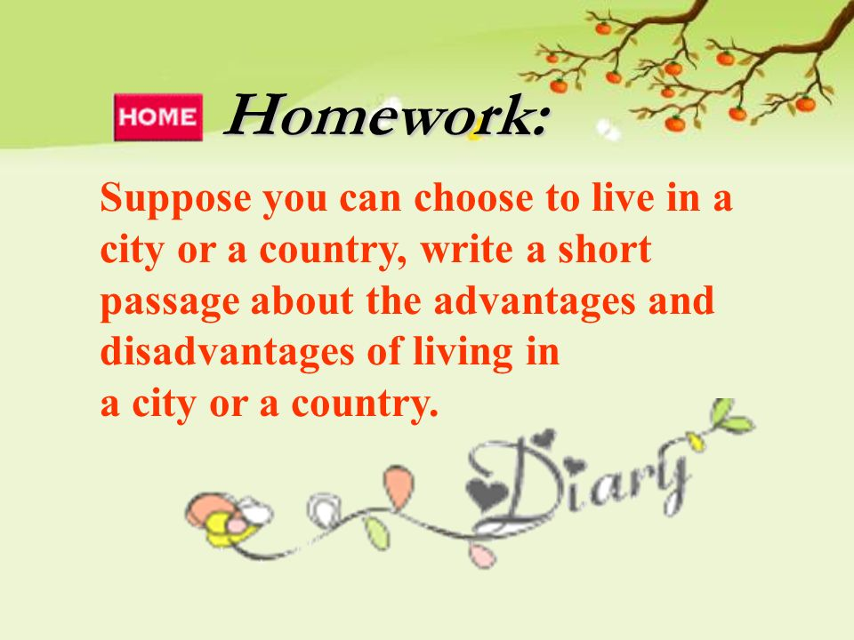 short essay on homework advantages and disadvantages Some people claim that television is the root of all evil, while others think of television as a best friend some blame the television for society's violence, consumerism, and misinformation, while others see it as a rich resource for education and global understanding.