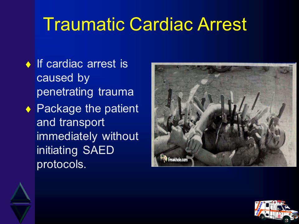 Cardiac Arrest Management Ppt Video Online Download