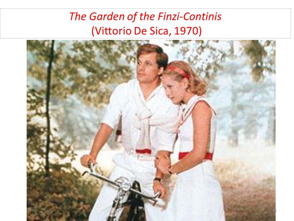 The Garden of the Finzi-Continis (Vittorio De Sica, 1970)